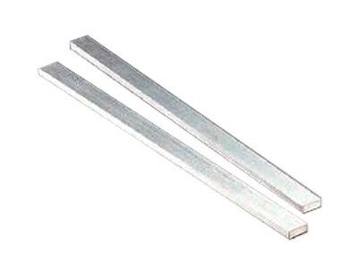 アルミカットルーラー(2本組) 5mm