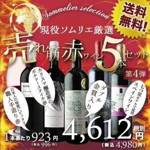 ソムリエ 赤ワイン