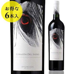 コラゾン・デル・インディオ ヴィニャ・マーティ セントラル・ヴァレー 赤ワイン