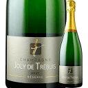 限定価格!ジョリー・ド・トレビュイ・ブリュット シャテ NV フランス シャンパーニュ シャンパン・