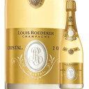 「55」クリスタル ルイ・ロデレール 箱なし 2009年 フランス シャンパーニュ シャンパン・白 辛口 750ml