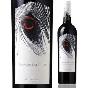 ポイント コラゾン・デル・インディオ ヴィニャ・マーティ セントラル・ヴァレー 赤ワイン