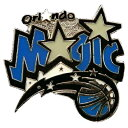 NBA е┴б╝ереэе┤ е╘еєе╨е├е╕ббе▐е╕е├еп Orlando Magic Team Logo Pin