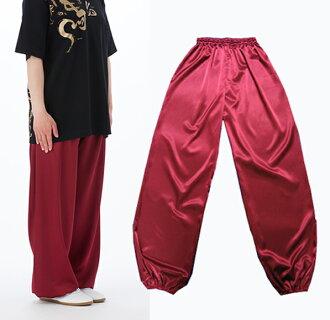 シルレッチ Tai chi chuan underwear (crimson /HT22))