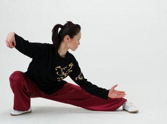Personalized シルレッチ Tai Chi pants