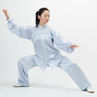 Bespoke table rendering clothing for Tai Chi