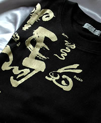 ALAN CHAN design T shirt