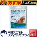 【送料無料】犬用 フロントラインプラス S (5-10kg未満用) シングルピペット 1本入 1ピペット【動物用医薬品】【365日あす楽】