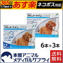 【送料無料】犬用 フロントラインプラス S (5-10kg未満用) 9ピペット(6本入+3本入)1シーズンセット【動物用医薬品】