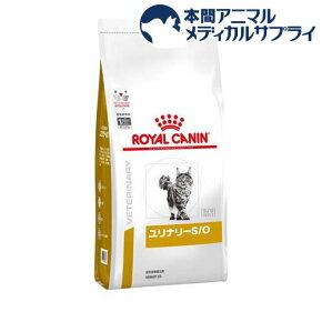 ロイヤルカナン 食事療法食 猫用 ユリナリー S/O(4kg)【ロイヤルカナン療法食】