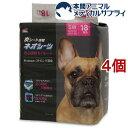 ネオシーツ カーボンセパレート スーパーワイド(18枚入*4コセット) dog sheets  ネオ・ルーライフ(NEO Loo LIFE)