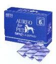 アウレオ動物用 アウレオforペット(黒酵母βグルカン:QOL向上)6ml【健康補助食品】
