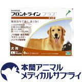 犬用 フロントラインプラス L (20kg〜40kg) 6ピペット【宅配便】【動物用医薬品】【ノミ・ダニ・シラミ駆除】【HLSDU】