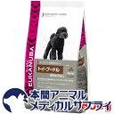 ユーカヌバ 犬用トイ・プードル専用成犬用 800g ドッグフード [正規品]