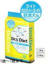 ノバルティス ドクターズダイエット犬 ライトカロリーエイド 3.8kg【プレミアムフード...