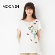 マックスマーラ ウィークエンド Tシャツ レディース MAXMARA ホワイト MODA 04