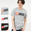 ディーゼル Tシャツ ロゴT DIESEL T JUST D...