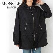 モンクレール MONCLER レディース ブルゾン ナイロンパーカー 46109 85 54155 SANVEL ブラック