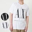 アルマーニエクスチェンジ Tシャツ メンズ 8NZTPA ZJH4Z 選べるカラー ARMANI EXCHANGE 【ゆうパケ可】 【swm】【clm】【smd】【gdm】