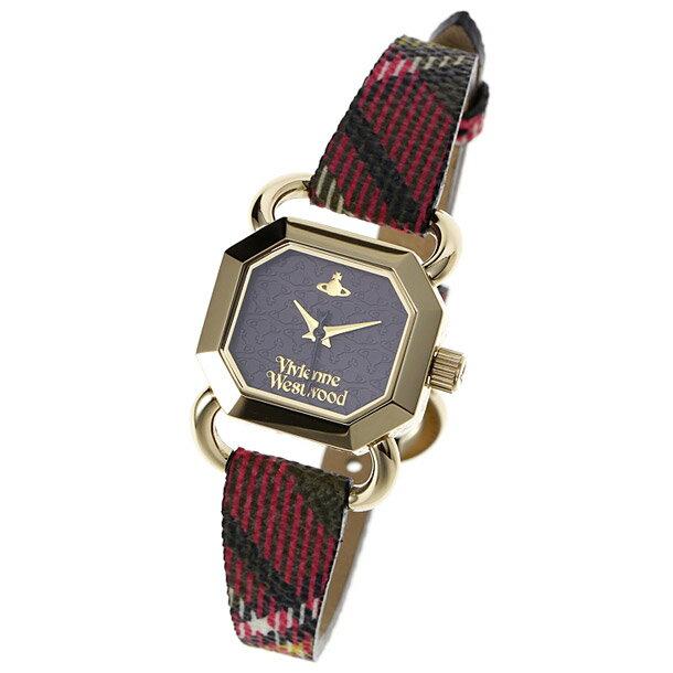 ヴィヴィアンウエストウッド 腕時計 レディース VIVIENNE WESTWOOD VV085 BKBR Ravenscourt ヴィヴィアン ウエストウッド レディースウォッチ