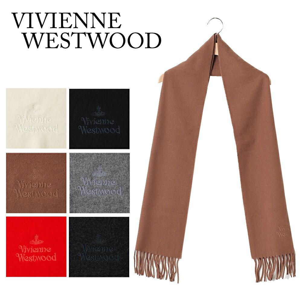 ヴィヴィアンウエストウッド VIVIENNE WESTWOOD マフラー 81030007 10638 【mfl】【mfm】