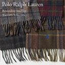 ポロ ラルフローレン マフラー POLO RALPH LAUREN 6F0527 選べるカラー