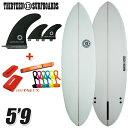 サーフボード ショートボード 5'9 ショート PNT シングルフィン付属 サーフィン 13SURF