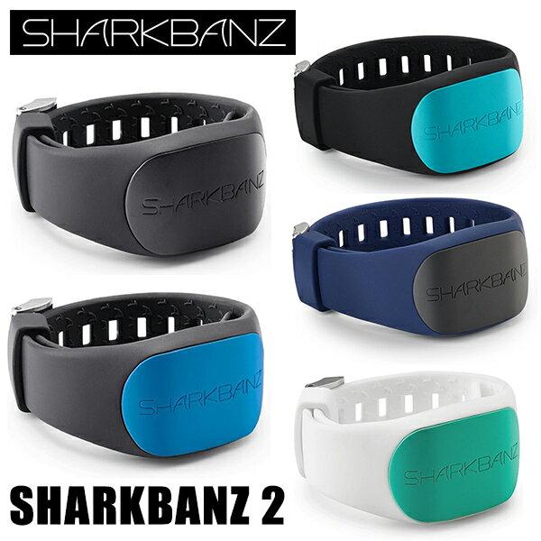 SHARKBANZ2シャークバンズ2サメよけ鮫避けサメ対策シリコンバンドサーフィンダイビングマリンス