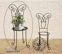【代引不可】【同梱不可】※花・植物・鉢は商品に含まれません08チェア L