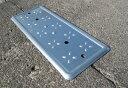 側溝 足元安全♪側溝溝の穴をカバーセーフティープレート Lサイズ(1個)