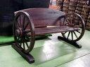 送料無料キャンペーン商品あの大人気のベンチが入荷いたしました車輪ベンチ★ロング