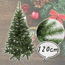 クリスマスツリー 120cm [ツリー 木 単品 ] フラン...