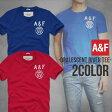 【新品】 アバクロ Tシャツ メンズ 半袖 Abercrombie&Fitch 本物 正規品 通販