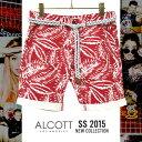 アルコット ハーフパンツ メンズ ボトム ALCOTT イタリア Italy インポート 本物 正規品 通販