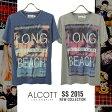 ショッピングイタリア アルコット Tシャツ メンズ 半袖 デザイン アメカジ ALCOTT イタリア Italy インポート 本物 正規品 通販