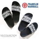フランクリン マーシャル サンダル ビーサン 靴 メンズ f...
