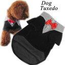 犬 服 犬服 フォーマル タキシード 男の子 誕生日 結婚式 イベント ドッグウエア XS S M L XL ブラック