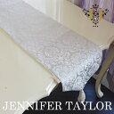 【ポイント5倍 9月】ジェニファーテイラー 【Jennifer Taylor】 テーブルランナー(180)・Haruno-Gray