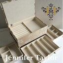 ショッピングダストボックス [クーポンで10%OFF] ジェニファーテイラー ジュエリーボックス Heirloom Jennifer Taylor