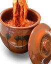 ヤマト壺漬けキムチ800gカブ付きをそのまま漬けた壷付きの本格キムチ