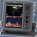 お魚サイズ・newpec全国地図・デジタル魚探・DGPS CVG-87B GPSセンサー付 1KW【送料無料】