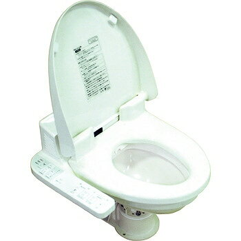 日立 電動マリントイレ ウォシュレット付 12V トイレ 詰り難い 大口径金具セット付 排出38mm(配管金具付き38mm)