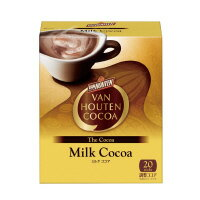片岡物産 バンホーテン ザ・ココアミルクココア 20袋 (020795)