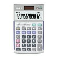 カシオ計算機 特大表示実務電卓 JS-20WK ...の商品画像