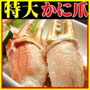 超特大蟹爪(カニ爪)1kg 5L(16~20個入り)【楽ギフ_のし】