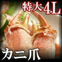 特大かに爪(カニ爪)1kg 4L(21〜25個入)/蟹【ギフト】