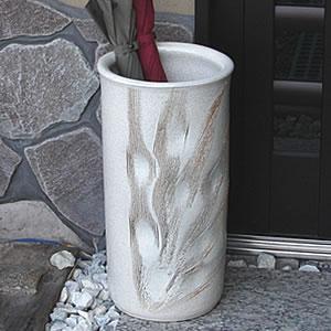 長崎陶器傘架 !新音樂表現力在入口處出示新鮮出爐的傘 ! 日式雨傘架、 室內裝飾與陶瓷雨傘架 / 傘保鮮罐陶瓷罐 / 瓶的瓶蓋上有