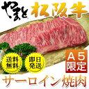 伯爵の称号を持つサーロイン とっておきの日に是非おすすめしたい特選品です。【送料無料】松阪牛A5 サーロイン焼肉800g