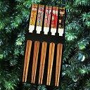 HELLO KITTY YAKUSHIMA竹箸5本セット