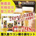 屋久島 ウコン 極 300 粒 6袋 セット 【 屋久島産 ...